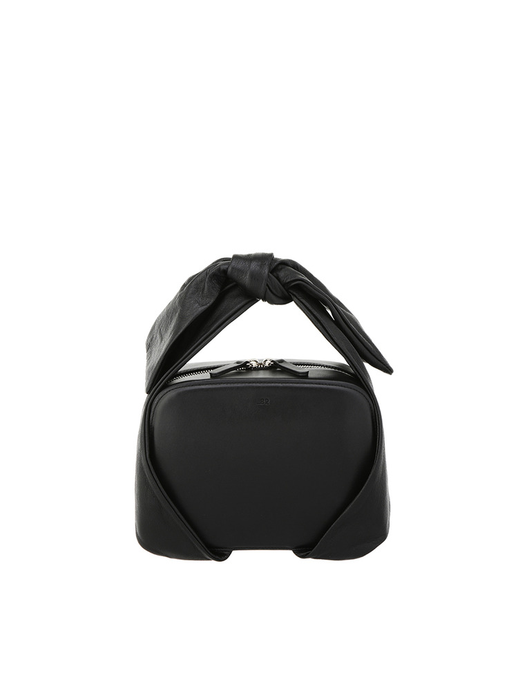 [under82] VICTORIA TOTE BAG(SMALL)_BLACK
