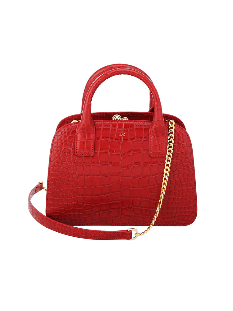 [under82] GRACE TOTE_RED