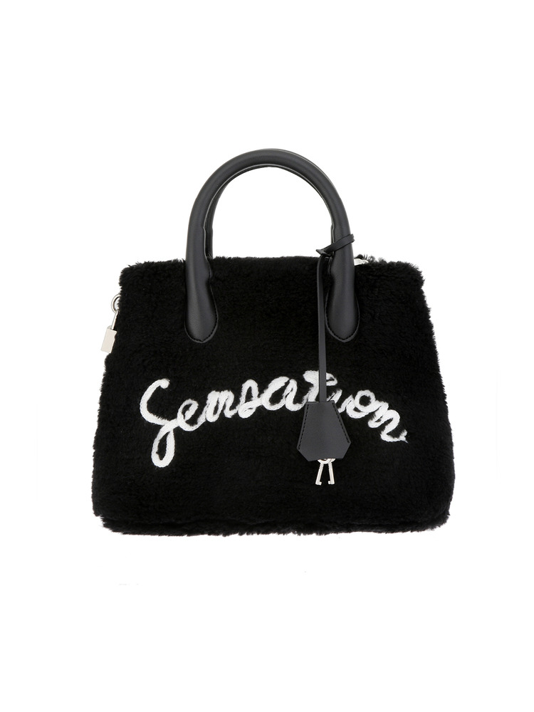 [UNDER82] CATHERINE TOTE BAG_BLACK